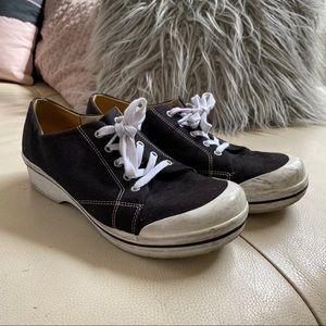Dansko vegan sneaker clogs